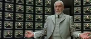 Matrix Reloaded_The Architect
