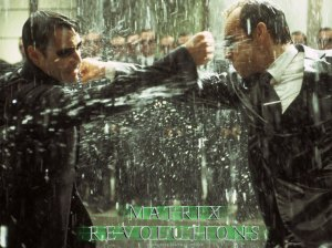 Matrix Revolutions_Neo and Smith
