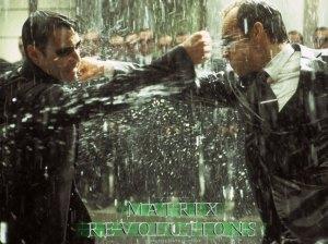 Matrix Revolutions_Neo and Smith