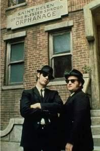 The Blues Brothers_Dan Aykroyd and John Belushi