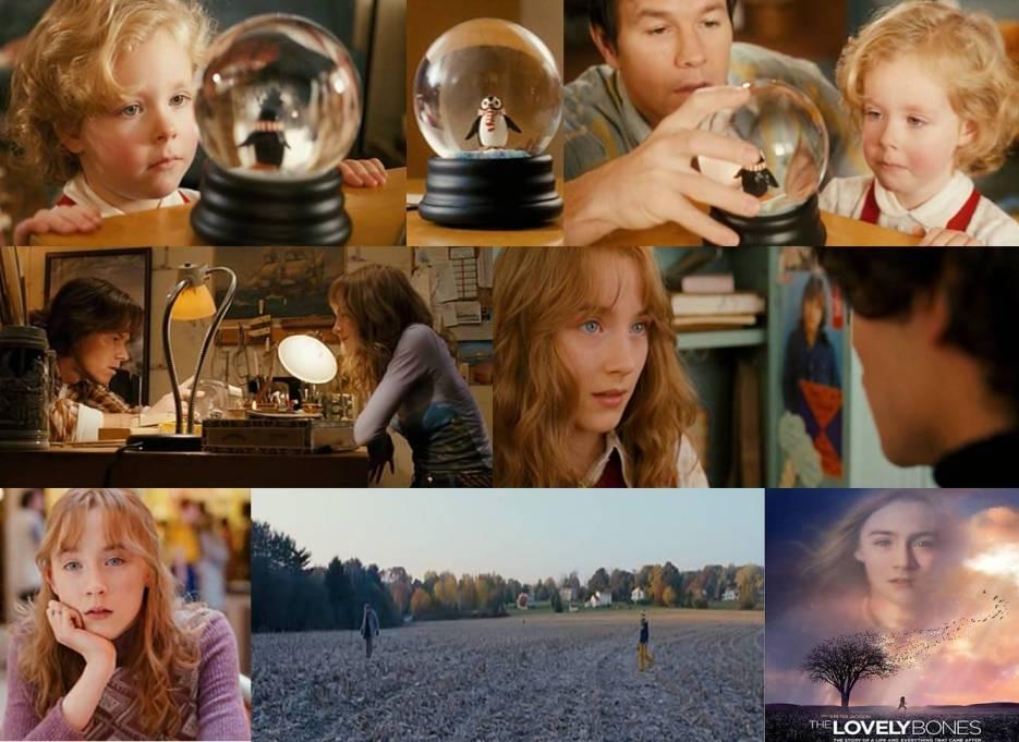 Um Olhar Do Paraíso 2009 Vida Após A Vida Cinema é A Minha Praia