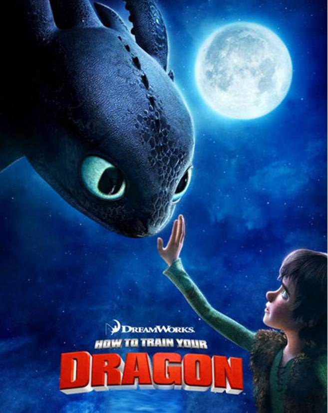 how to train your dragon outcast