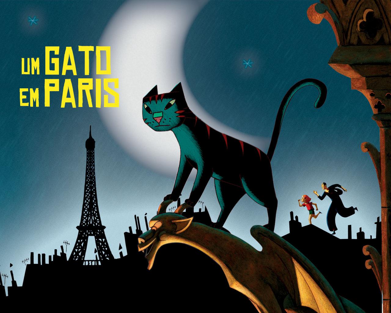 Um Gato em Paris (Une Vie de Chat) 2011 Um-gato-em-paris_2010