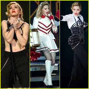 MDNA TOUR 02dez12 the looks