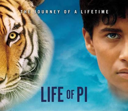 Richard Parker contra Pi: Um Conflito Interno