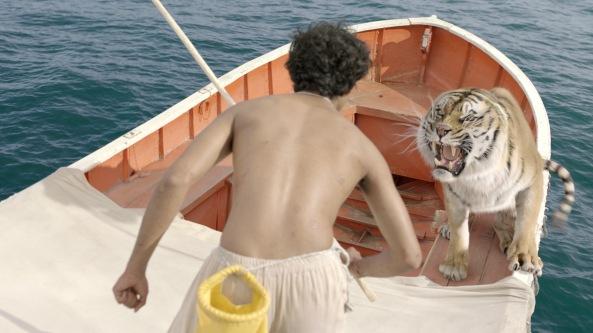 Contronto para domar o tigre