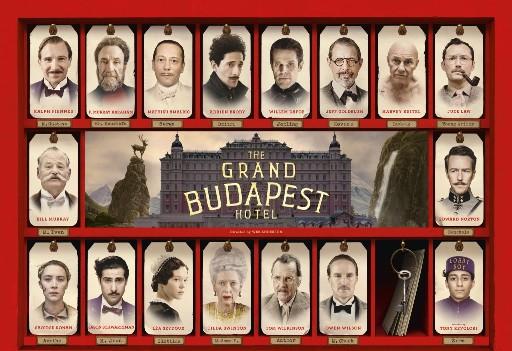 O Grande Hotel Budapeste-2014_personagens