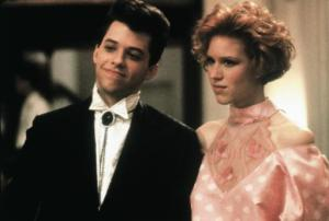 Molly Ringwald e Jon Cryer