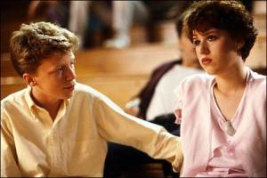 Molly Ringwald e Anthony Michael Hall
