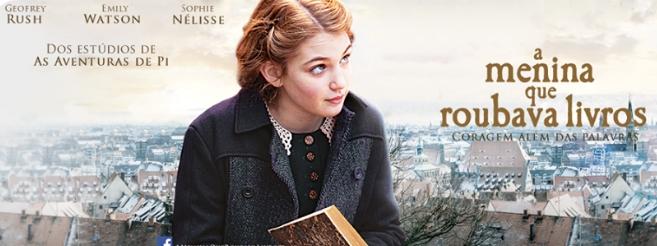 A Menina Que Roubava Livros The Book Thief 2013 Cinema é A